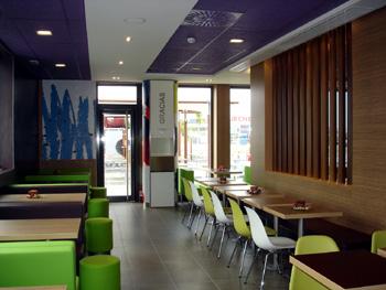 Mcdonald S Una Marca Restaurante Barra De Ideas