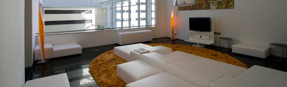 C mo ser un hotel tanto para ejecutivos como para for Hoteles minimalistas en espana