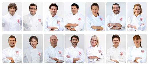 Masterchef presenta su escuela de cocina online barra de - Escuela de cocina masterchef ...