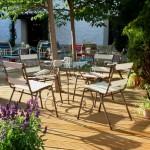 Casa Elena, un restaurante ecológico