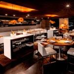 99 Sushi bar Eurobuilding Cocina de fusión japonesa