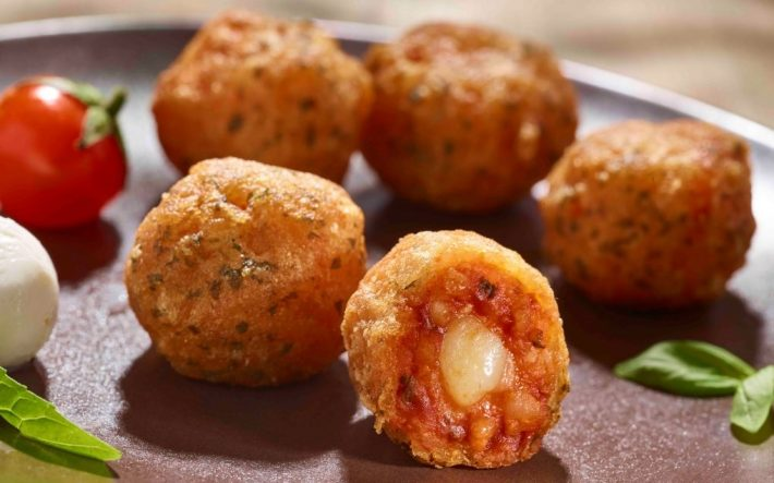 Tomato-Mozza Melters 18g LD