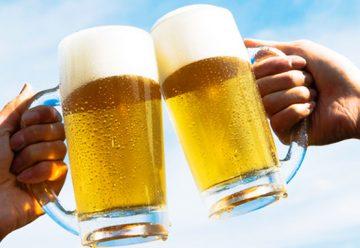 adaptada cerveza