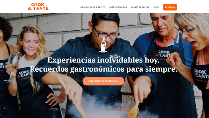 Captura-de-cliente-Cook-&-Taste